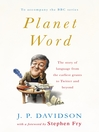 Planet Word (eBook)
